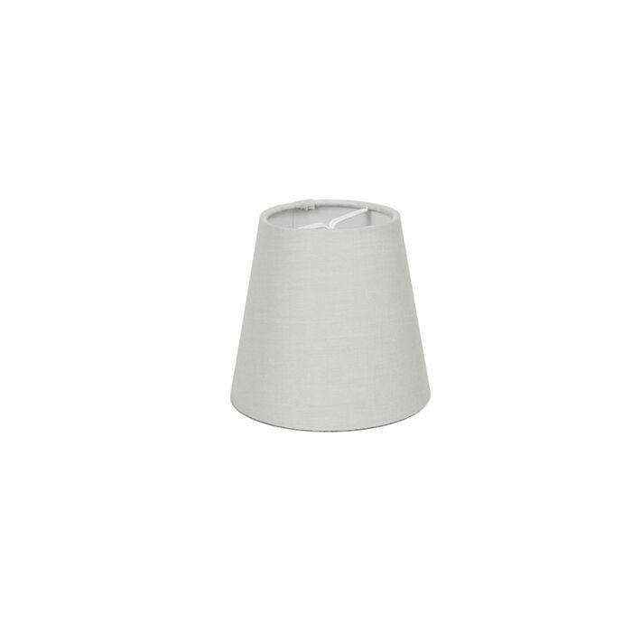 Abat-jour-pince-12cm-R-SC-blanc