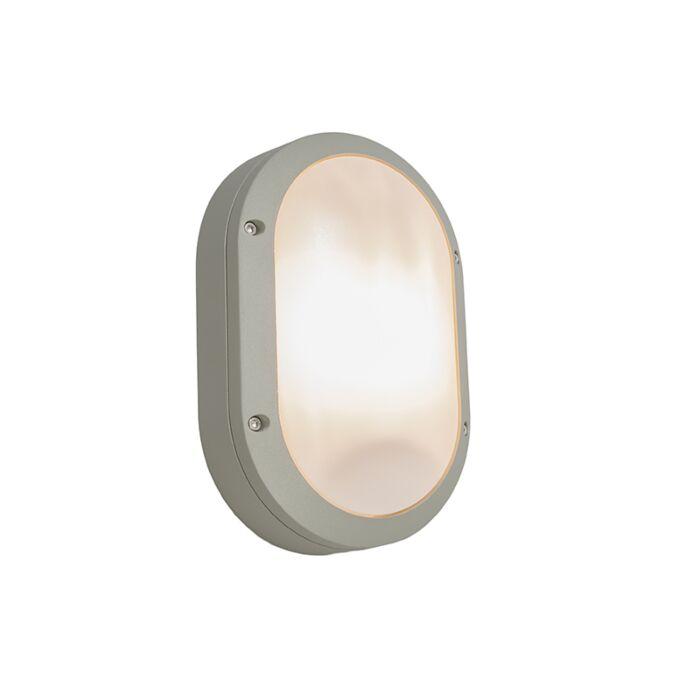 Applique-extérieure-Glow-oval-1-gris