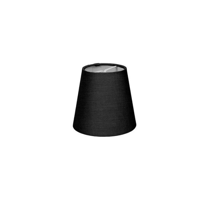 Abat-jour-pince-12cm-R-SC-noir