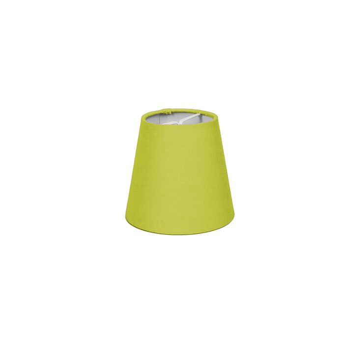 Abat-jour-pince-12cm-rond-SC-vert