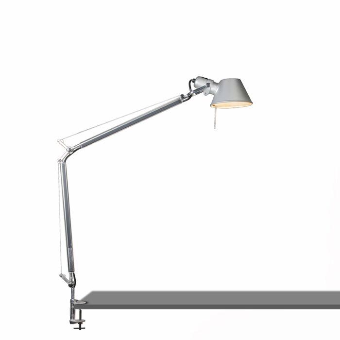 Lampe-de-table-Artemide-réglable---Pince-tavolo-Artemide-Tolomeo