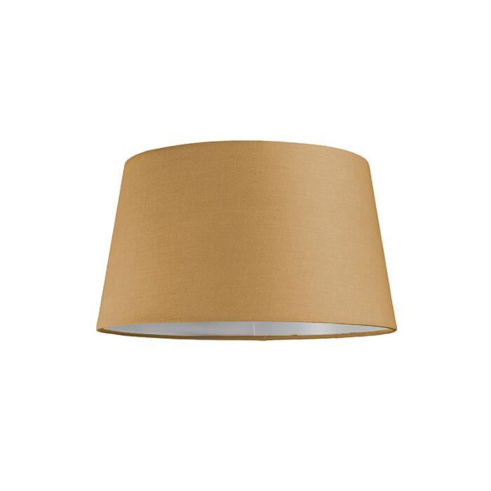 Abat-jour-30cm-rond-SU-E27-beige