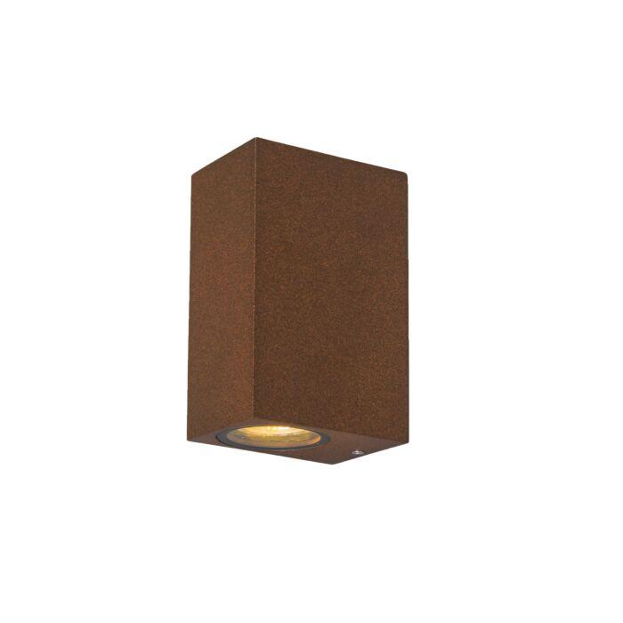 Applique-industrielle-rouille-brun-IP44---Baleno-II