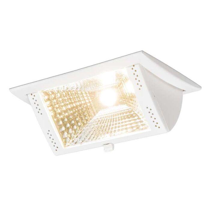 LED-encastré-Ruler-II-rectangle-blanc