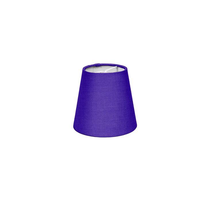 Abat-jour-pince-12cm-R-SC-violet