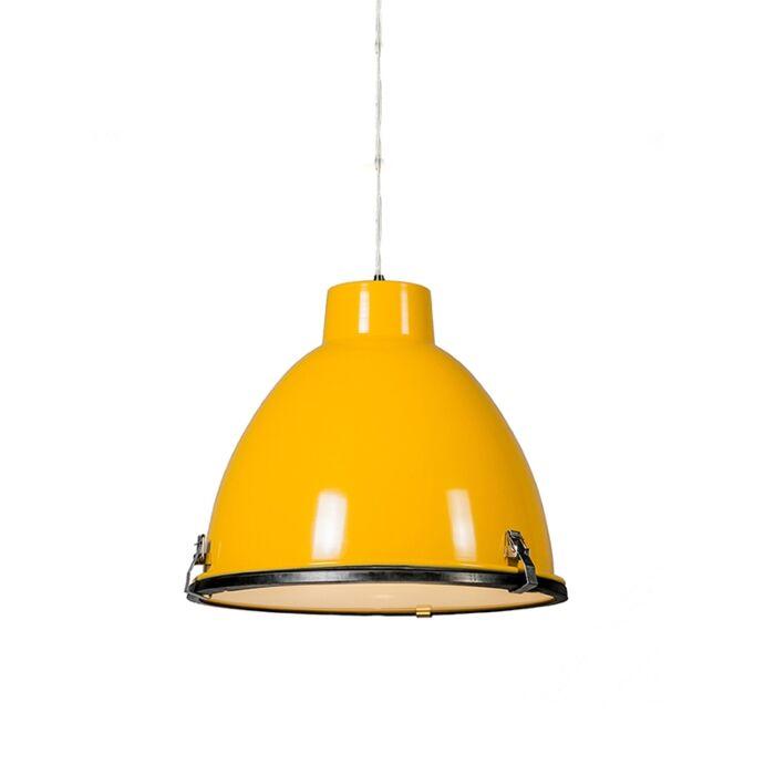 Lustre-Anteros-38-jaune