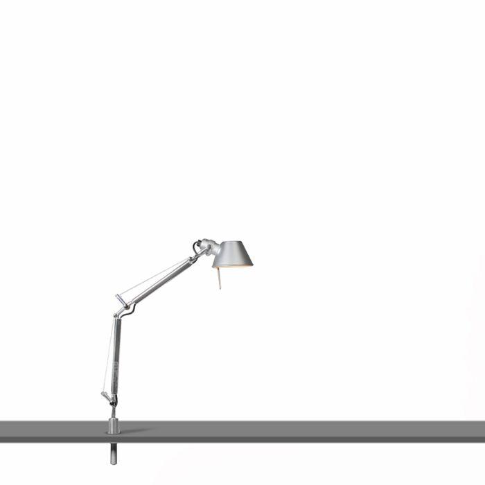 Lampe-de-table-Artemide-réglable---Artemide-Tolomeo-tavolo-micro