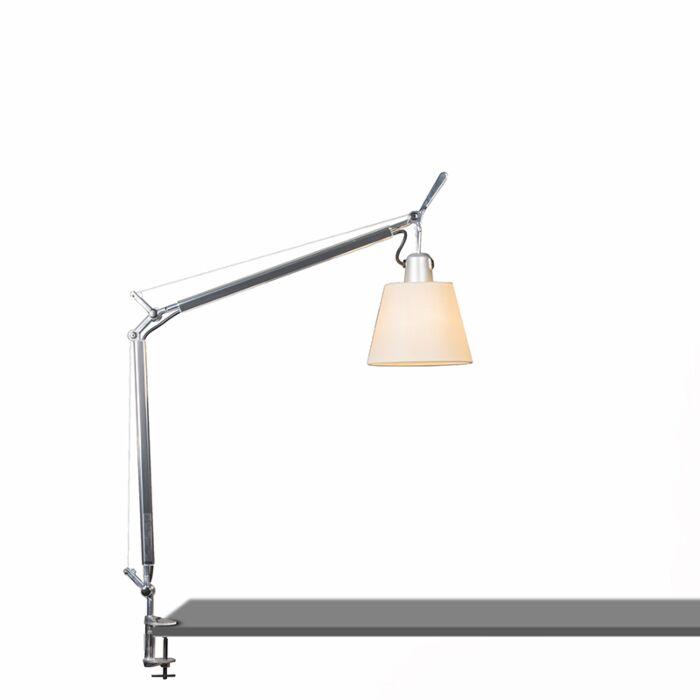 Lampe-de-table-Artemide-réglable---Artemide-Tolomeo-Basculante
