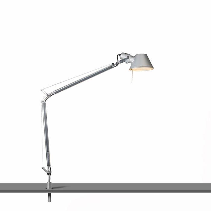 Lampe-de-table-Artemide-réglable---Artemide-Tolomeo-tavolo