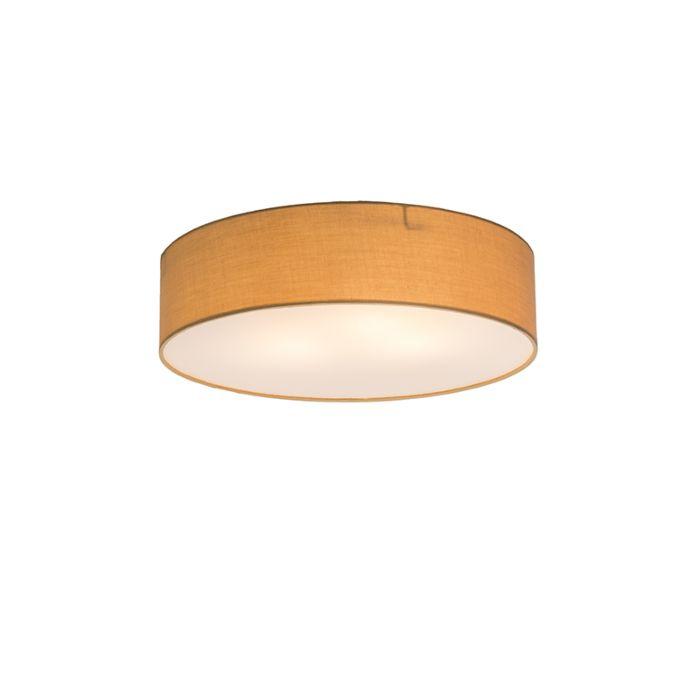 Plafonnier-Drum-Basic-40-beige