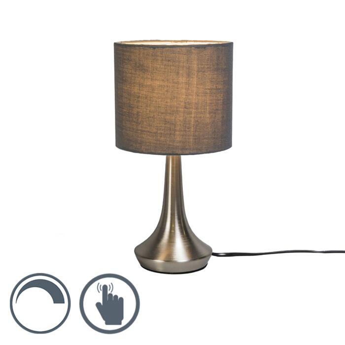 Lampe-de-table-Milo-1-rond-gris
