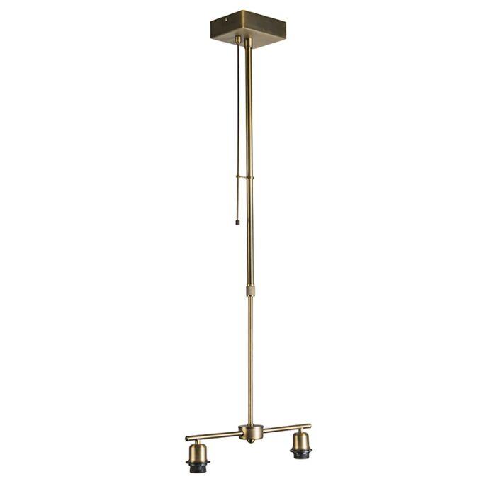 Suspension-Mix-2-bronze-avec-variateur