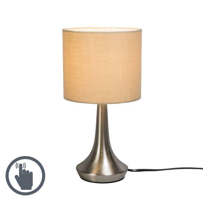 Lampe-de-table-Milo-1-rond-beige