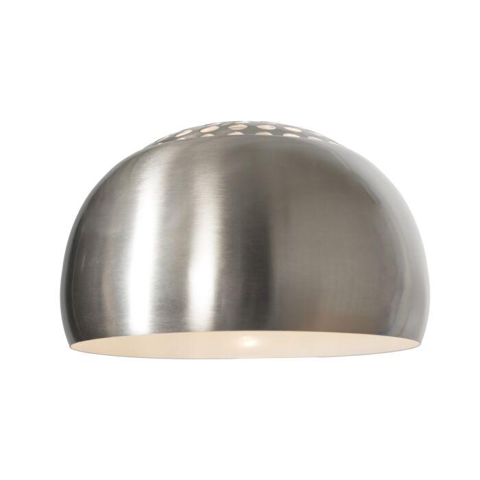 Abat-jour-en-acier-pour-lampe-à-arc-XXL