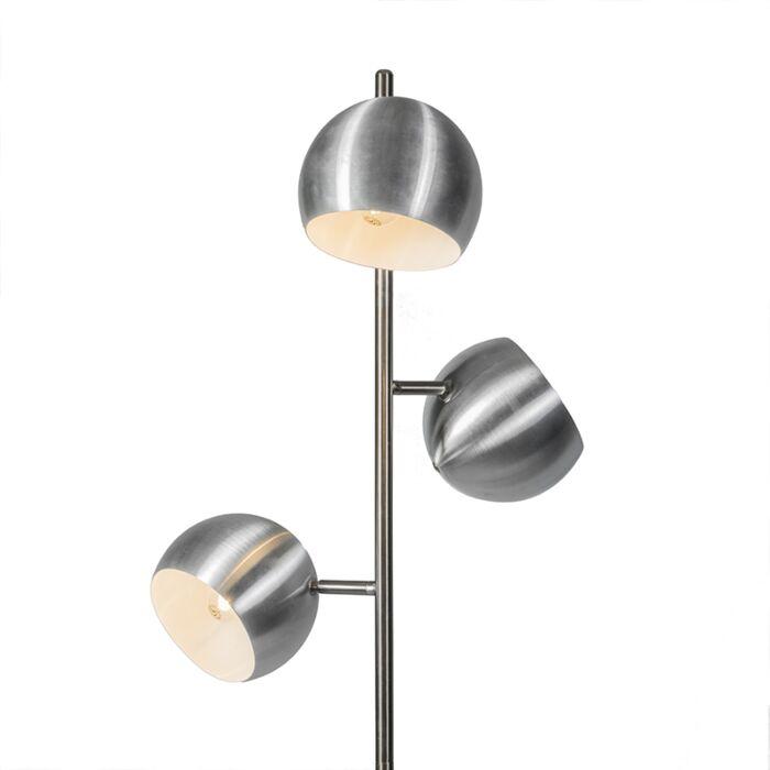 Lampadaire-Orb-3-acier