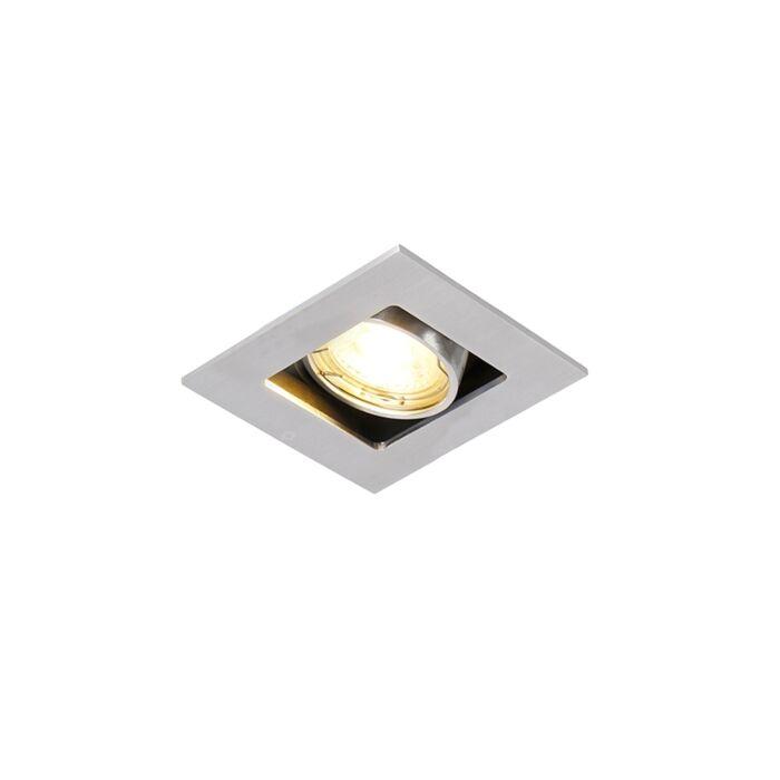 Spot-encastré-moderne-en-aluminium-de-3-mm-d'épaisseur---Qure