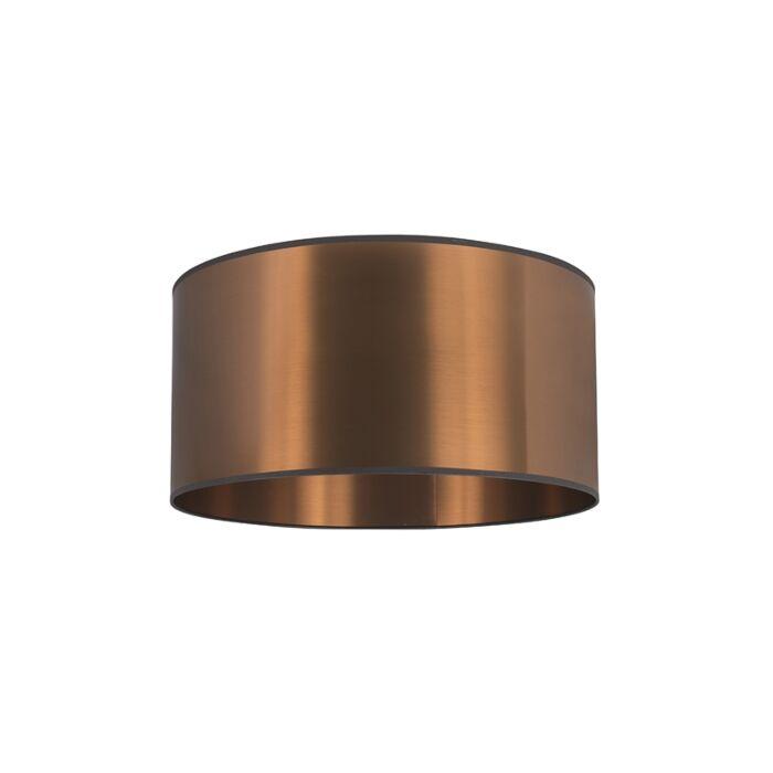 Abat-jour-en-plastique-cuivre-50/50/25