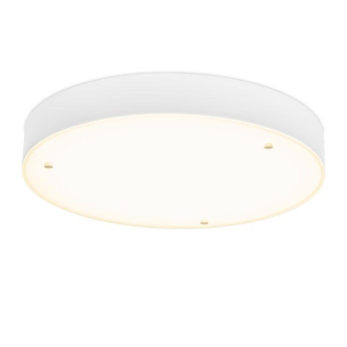 Plafonnier-Dream-50-cm-rond-blanc