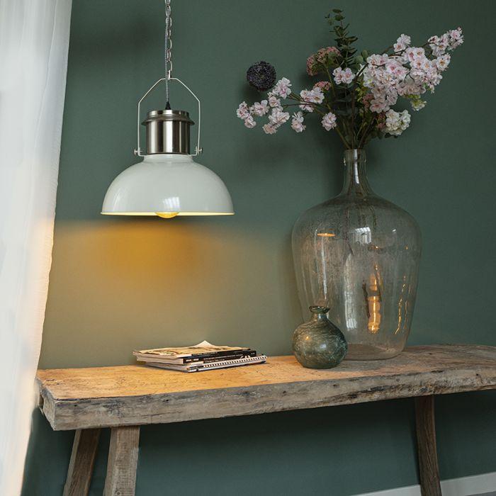 Lampe-à-suspension-industrielle-blanc---Industriel-37