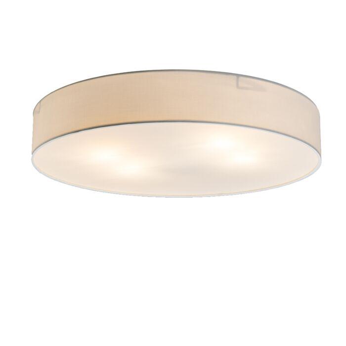 Plafonnier-Drum-Basic-60-blanc