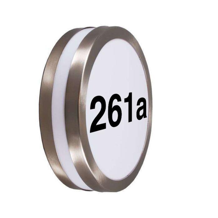 Applique-d'extérieur-en-acier-inoxydable-avec-numéro-de-maison-IP44---Leeds
