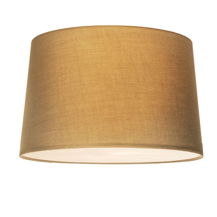 Plafonnier-Combi-50cm-beige-avec-tamiseur
