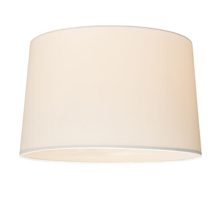 Plafonnier-Combi-50cm-blanc-avec-tamiseur