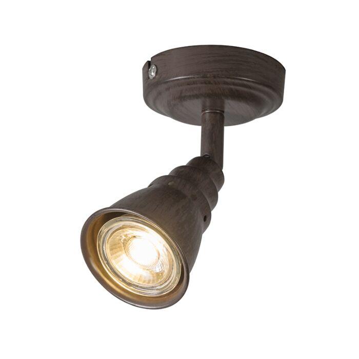 Spot-de-plafond-et-de-mur-antirouille-et-inclinable---Coney-1
