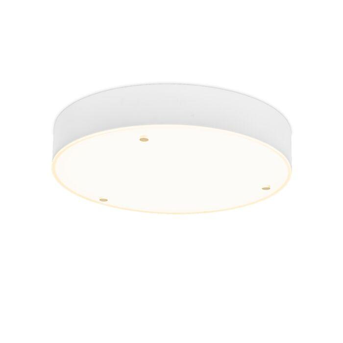 Plafonnier-Dream-40-cm-rond-blanc