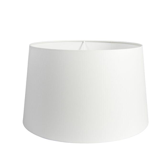 Abat-jour-40/35/25-crème-blanc