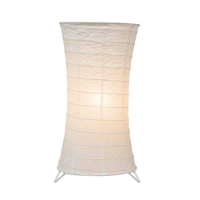Lampe-de-table-Papel-blanche