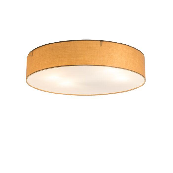 Plafonnier-Drum-Basic-50-beige