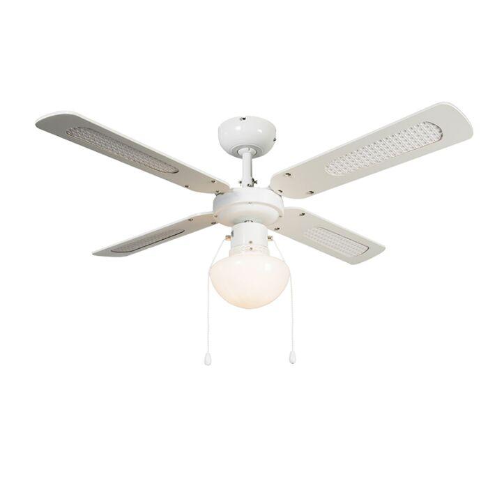 Ventilateur-plafond-blanc---Wind-42