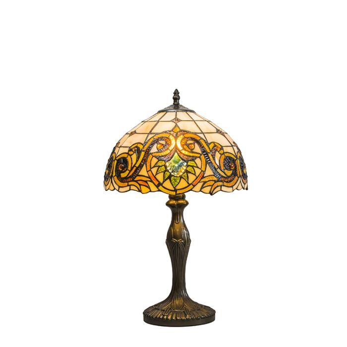 Lampe-de-table-Tiffany-Sunflower-30
