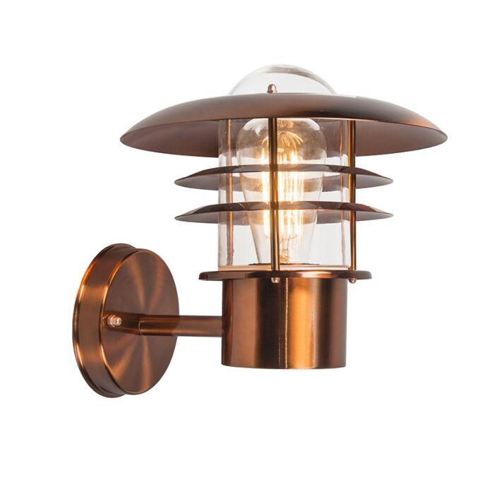 Applique-d'extérieur-vintage-cuivre-IP44---Prato