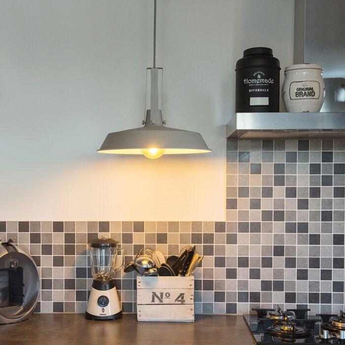 Lustre-Living-40cm-taupe