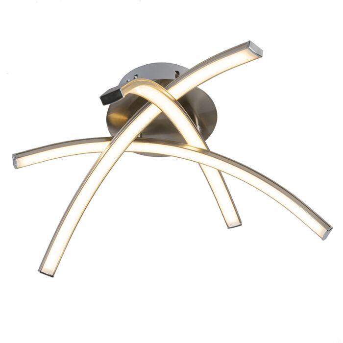 Plafonnier-design-en-acier-avec-LED---Vasco-3