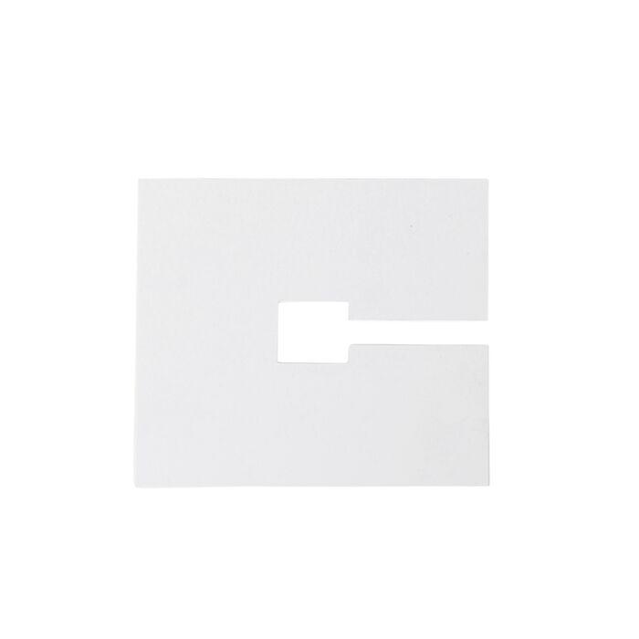 Plaque-de-couverture-carrée-10x10cm-blanc-RAL-9016