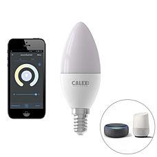 Lampe-à-bougie-LED-Smart-E14-dim-à-chaud-5W-470-lm-2200-4000K