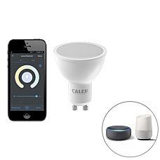 Lampe-LED-GU10-dim-à-chaud-5W-350-lm-2200-4000K